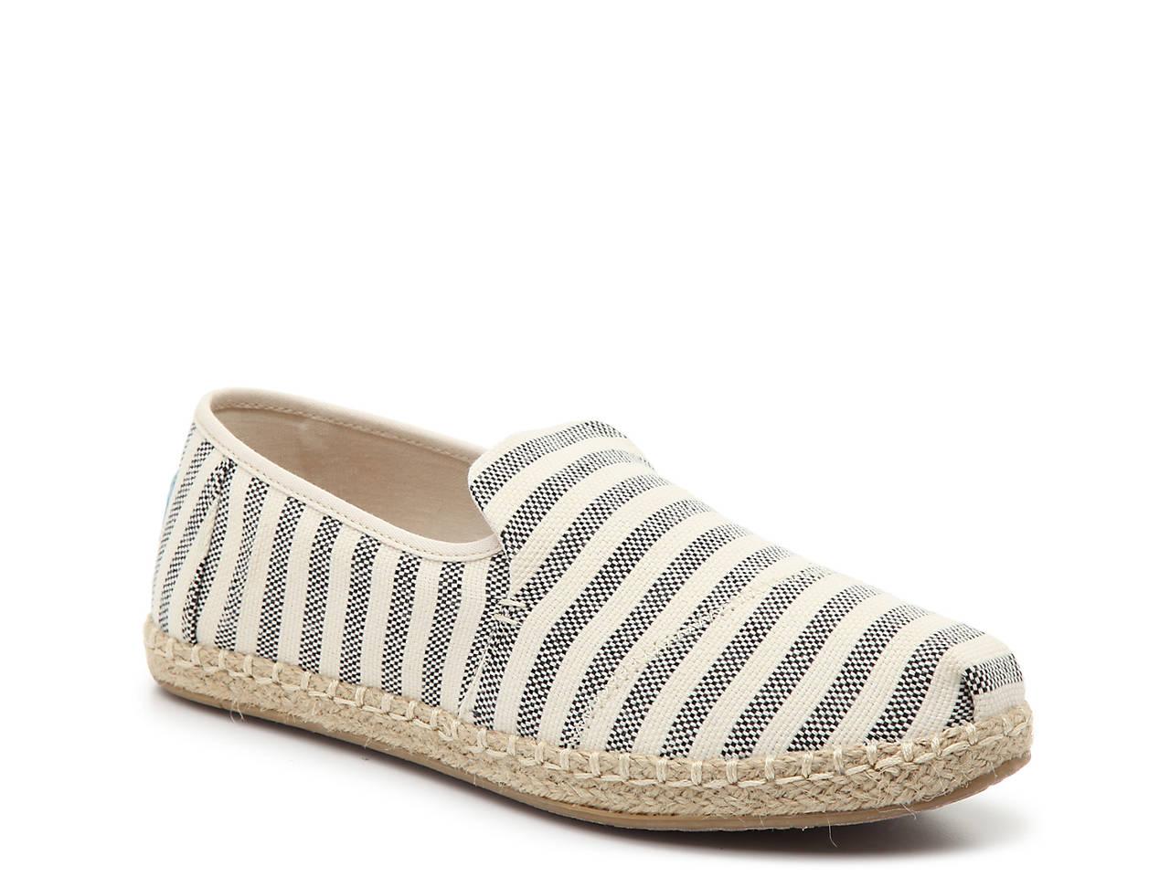 3c2b8799873 TOMS Deconstructed Alpargata Espadrille Slip-On Women s Shoes