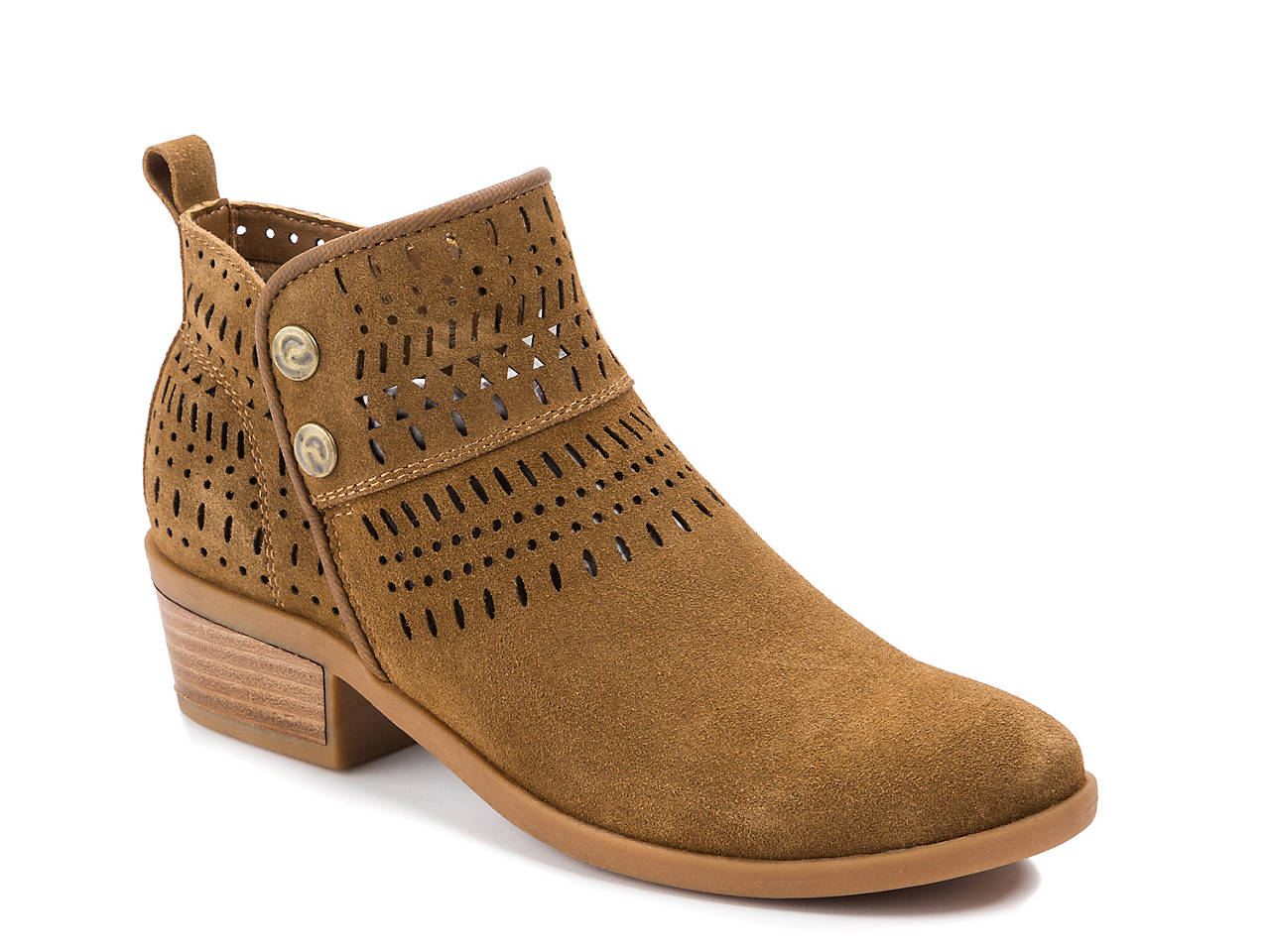 35acf7d30bf Bare Traps Greta Bootie Women s Shoes