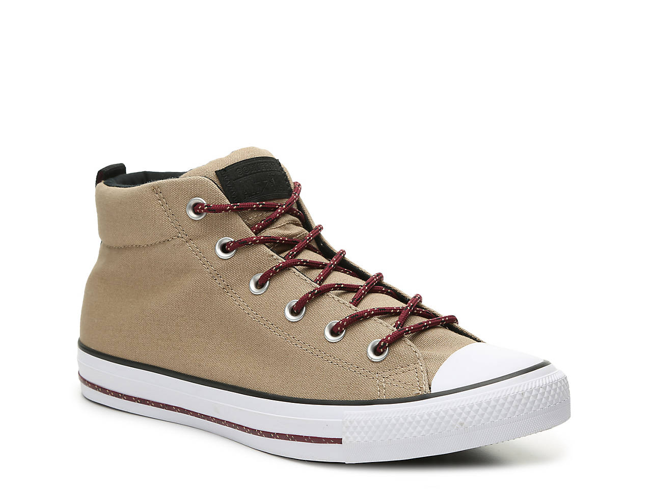 933188f51b217f Converse Chuck Taylor All Star Street Mid-Top Sneaker - Men s Men s ...