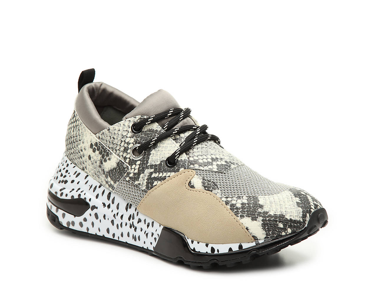 f1c634e5042 Steve Madden Cliff Sneaker Women s Shoes
