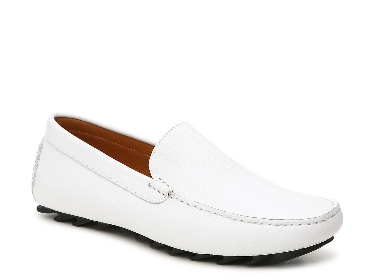 05105f63f9c Mercanti Fiorentini Leather Loafer Men s Shoes