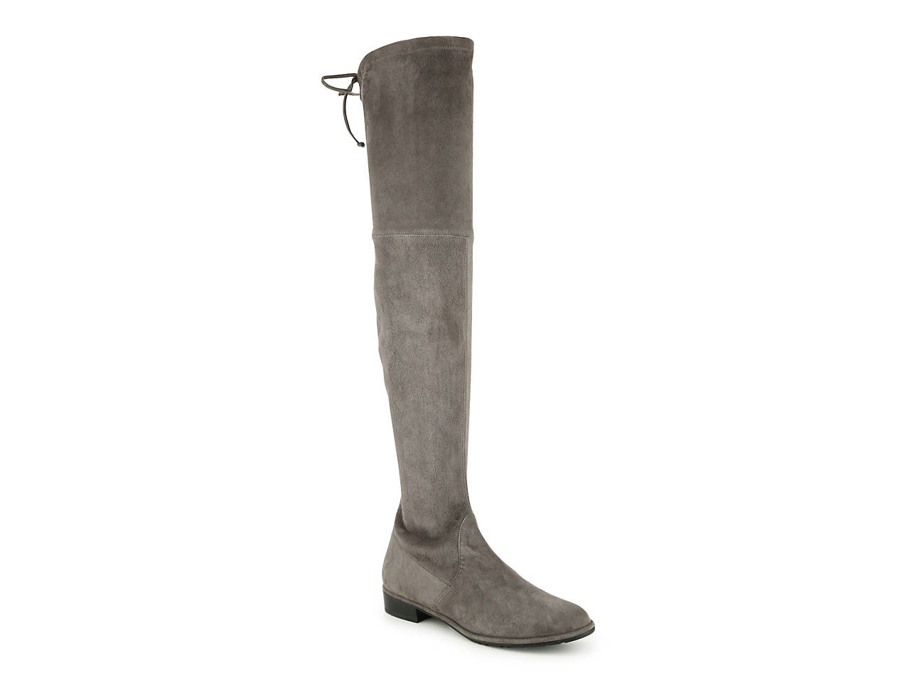 Lowland Thigh High Boot