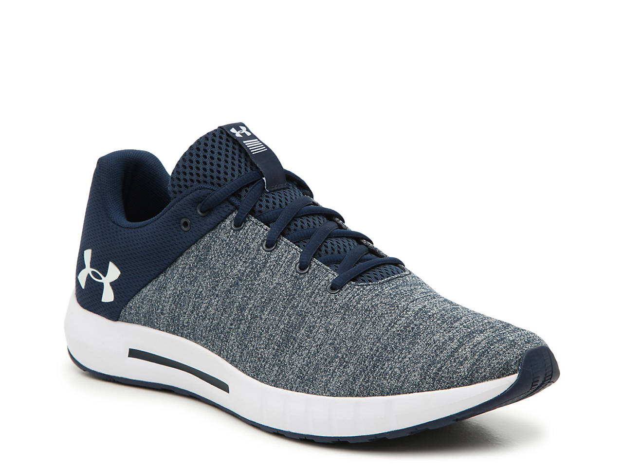 35c13ccab6 Under Armour Micro G Pursuit Twist Lightweight Running Shoe - Men s ...