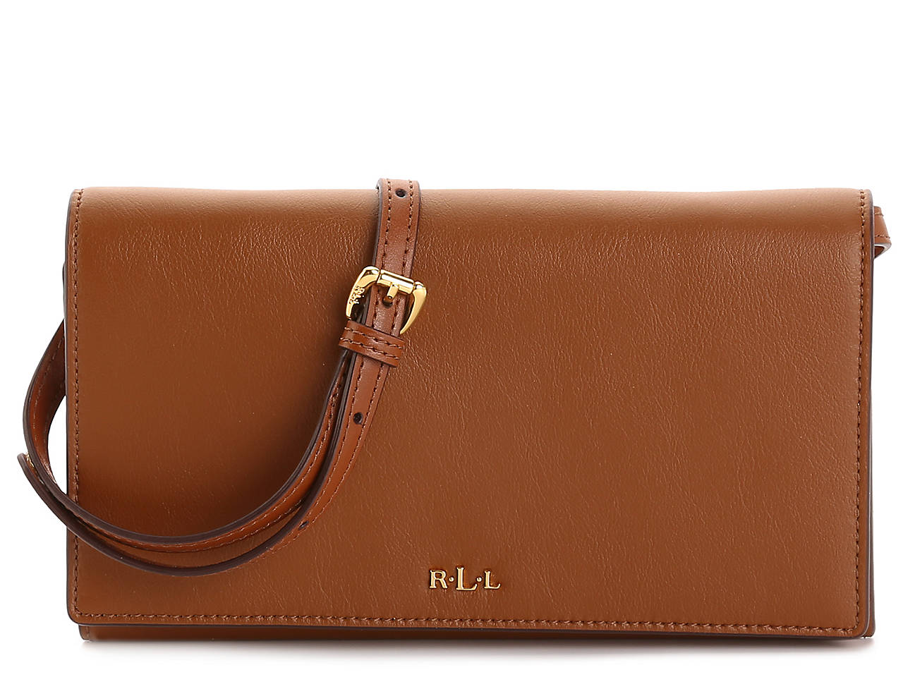 Dowell Leather Crossbody Bag