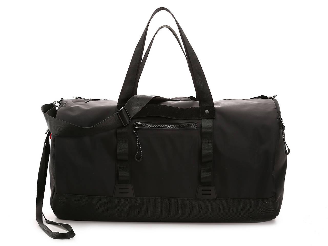 8551b6d5103 Steve Madden Nylon Gym Bag Men's Handbags & Accessories | DSW