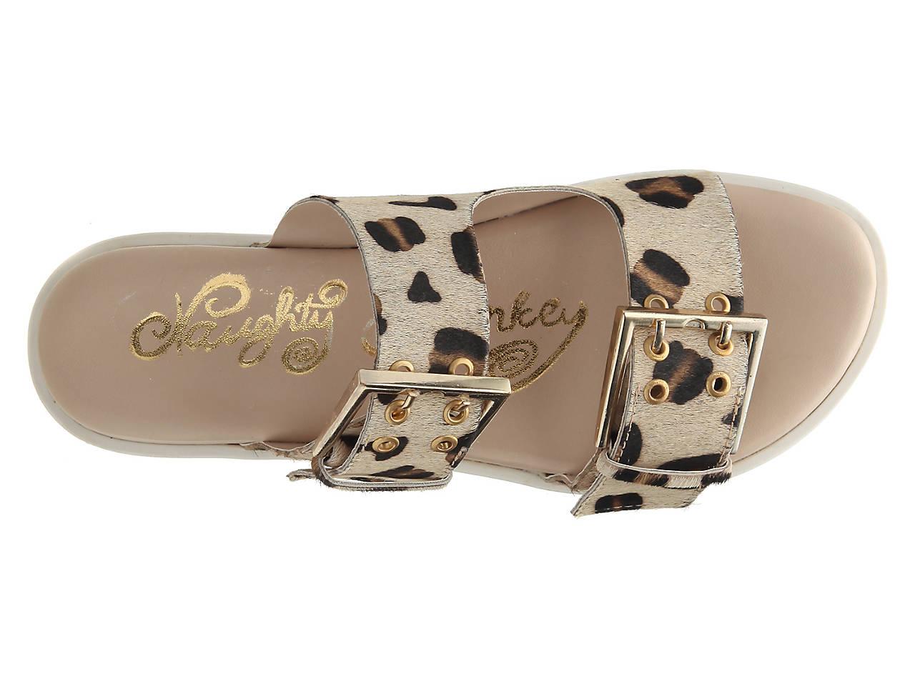55b4810ab6a8 Naughty Monkey Hey Pony Platform Sandal Women's Shoes | DSW