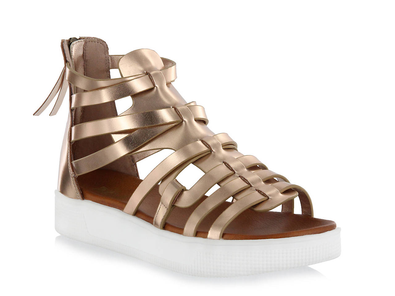 90749d7661b Mia Elsie Gladiator Sandal Women s Shoes