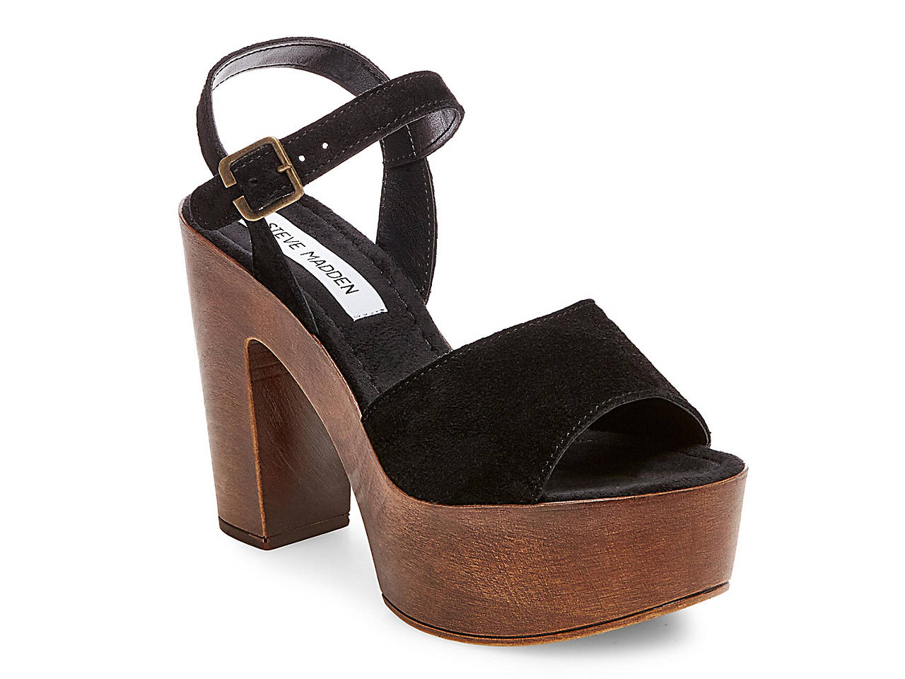 453218b8dd4d Steve Madden Lulla Platform Sandal Women s Shoes