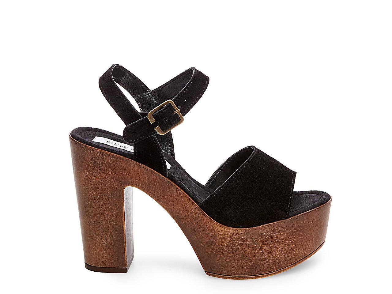 cd7e7e7c6a3a Steve Madden Lulla Platform Sandal Women s Shoes