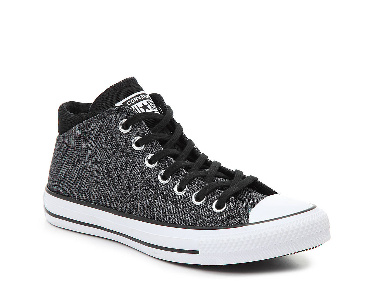 80bd969025650 Converse Chuck Taylor All Star Madison Mid-Top Sneaker - Women s ...