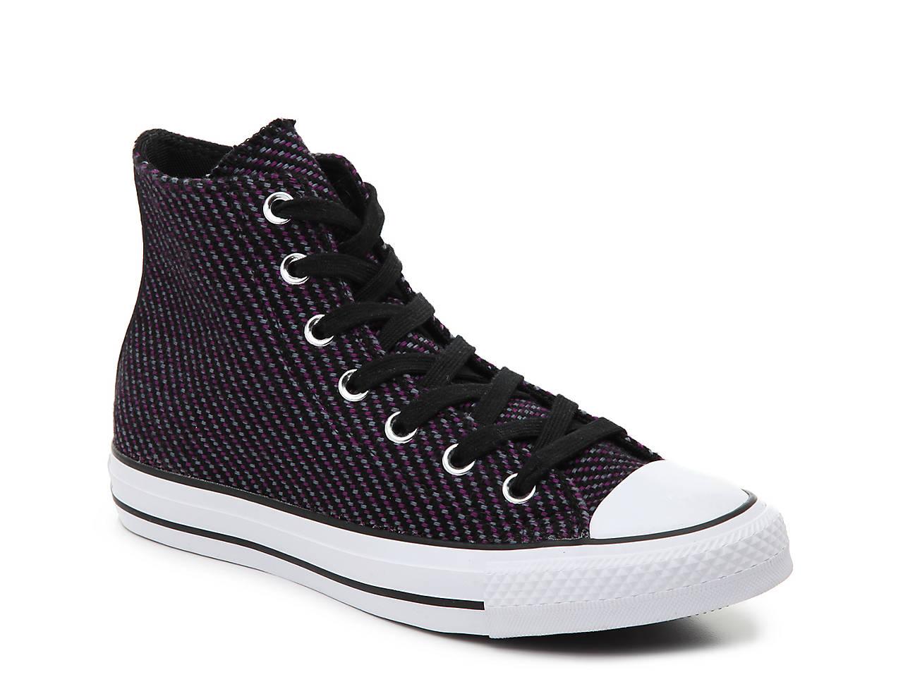 00342f1f55b9 Converse Chuck Taylor All Star Knit High-Top Sneaker - Women s ...