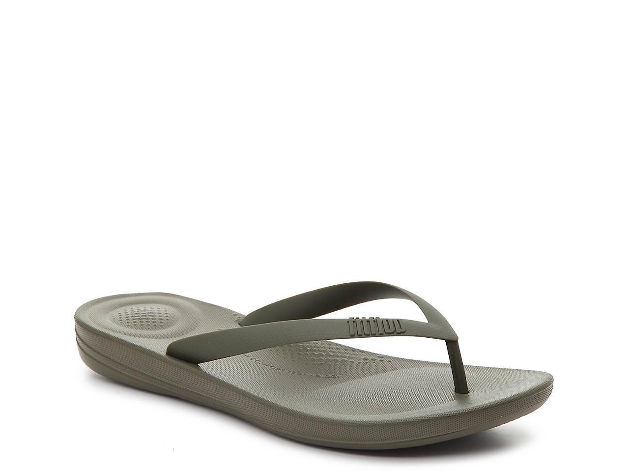 db790b121760 FitFlop Iqushion Ergonomic Flip Flop Men s Shoes