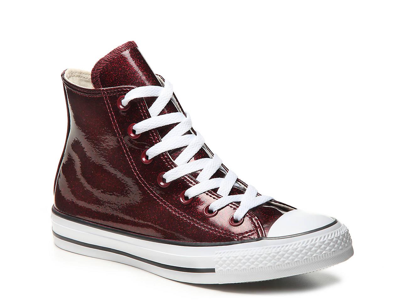 785b33708be6 Converse. Chuck Taylor All Star Bright Glitter High-Top Sneaker ...