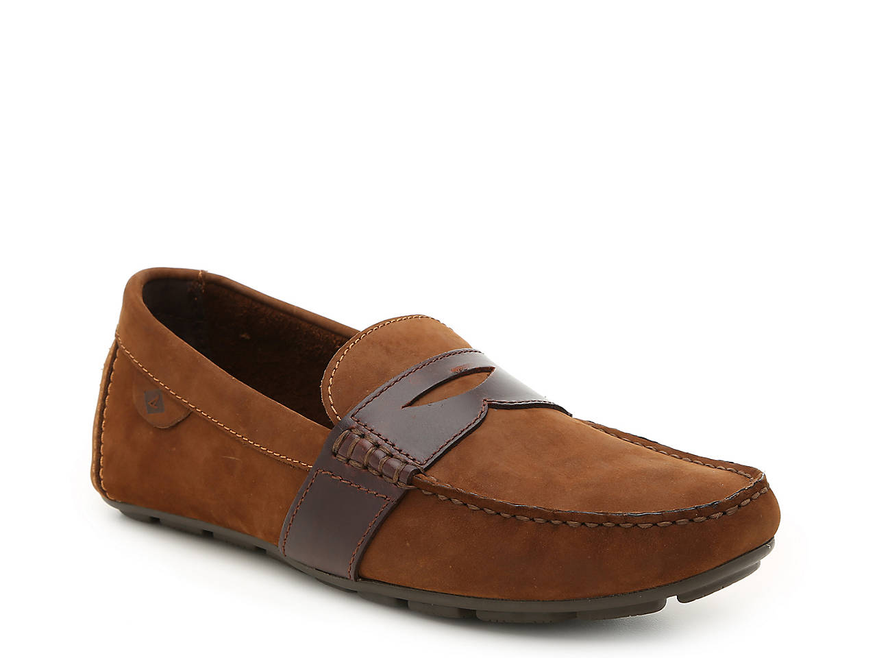 574eb934b0a Sperry Top-Sider Wave Driver Penny Loafer Men s Shoes