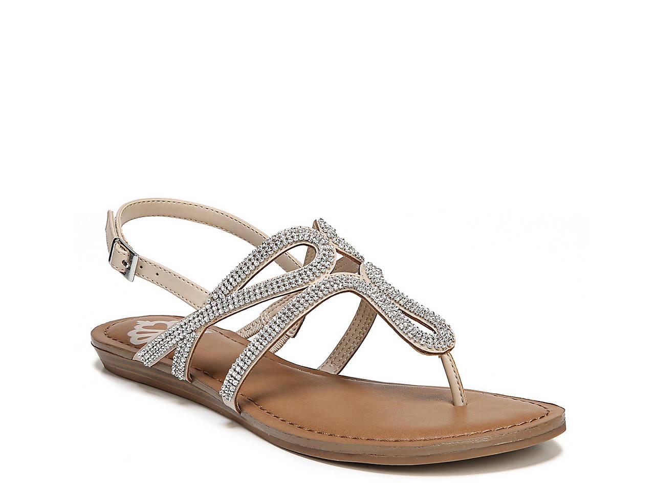Shimmer Sandal by Fergalicious