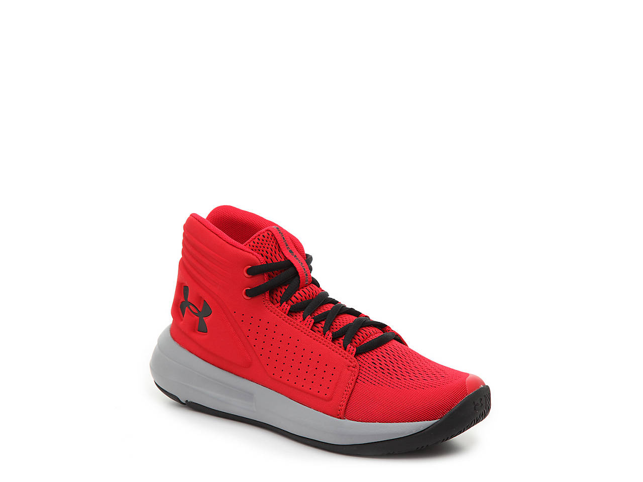 Under Armour Torch Youth Basketball Shoe Kids Shoes Dsw