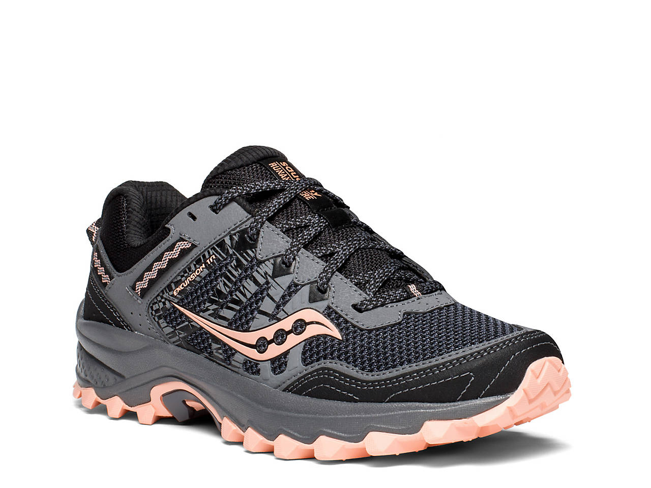Trail Running: Saucony De las mujeres Grid Excursion TR 3 Running