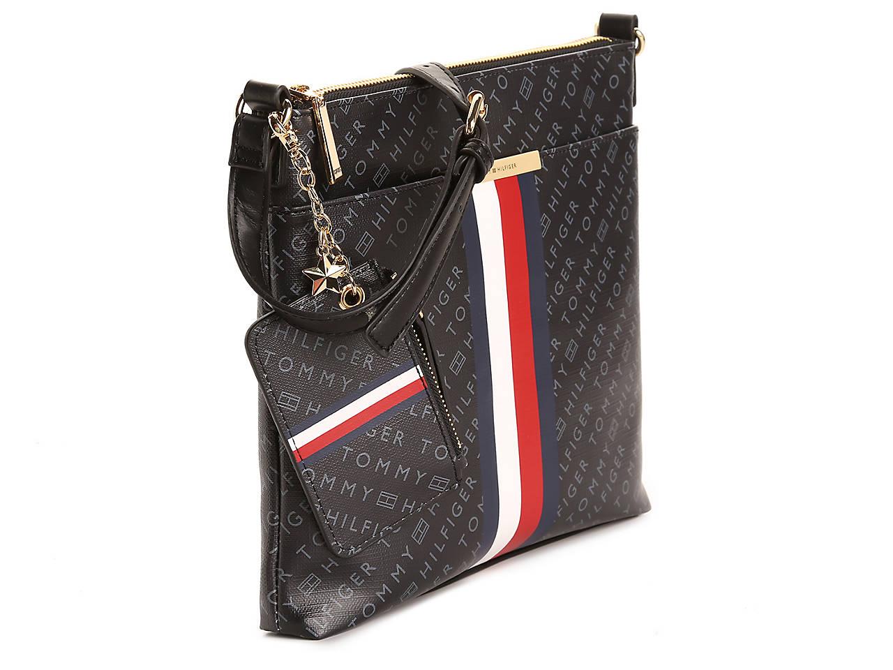 d818bc5532 Tommy Hilfiger Dacia Crossbody Bag Women s Handbags   Accessories
