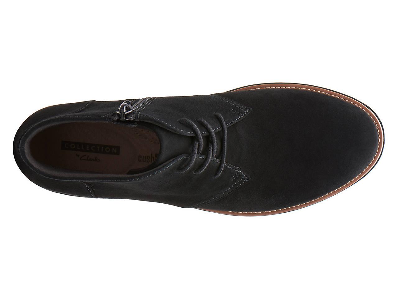 b4fb29bea14 Clarks Sharon Hop Wedge Bootie Women s Shoes