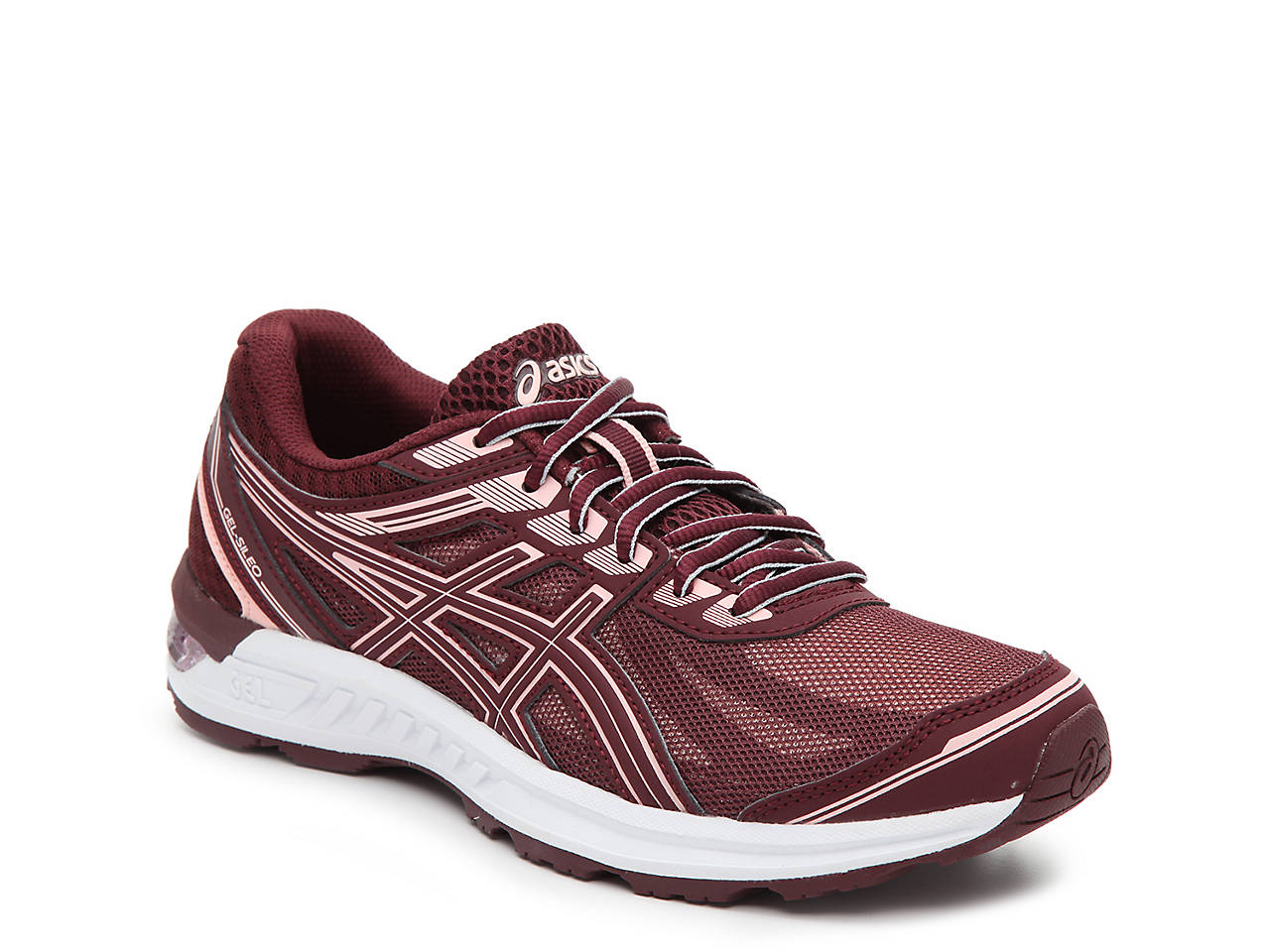 9262ffa8372 ASICS. Gel-Sileo Running Shoe - Women s