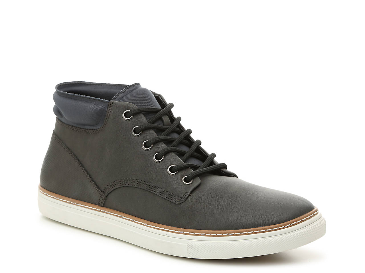 5d206e191da8 Seven 91 Larullan Mid-Top Sneaker Boot Men s Shoes