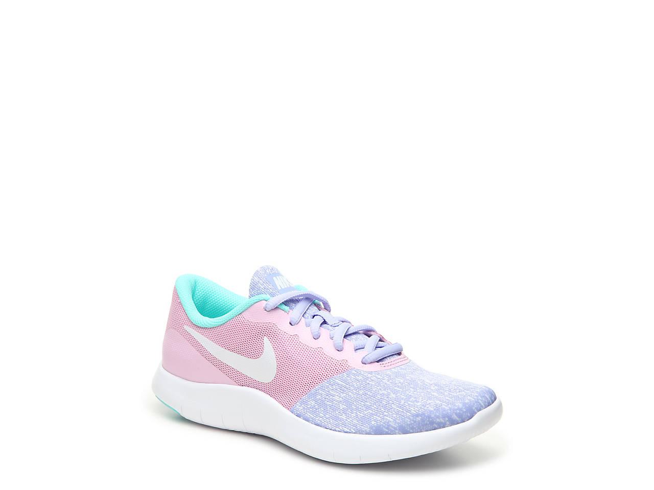 0be5840a9781e Nike Flex Contact Youth Running Shoe Kids Shoes