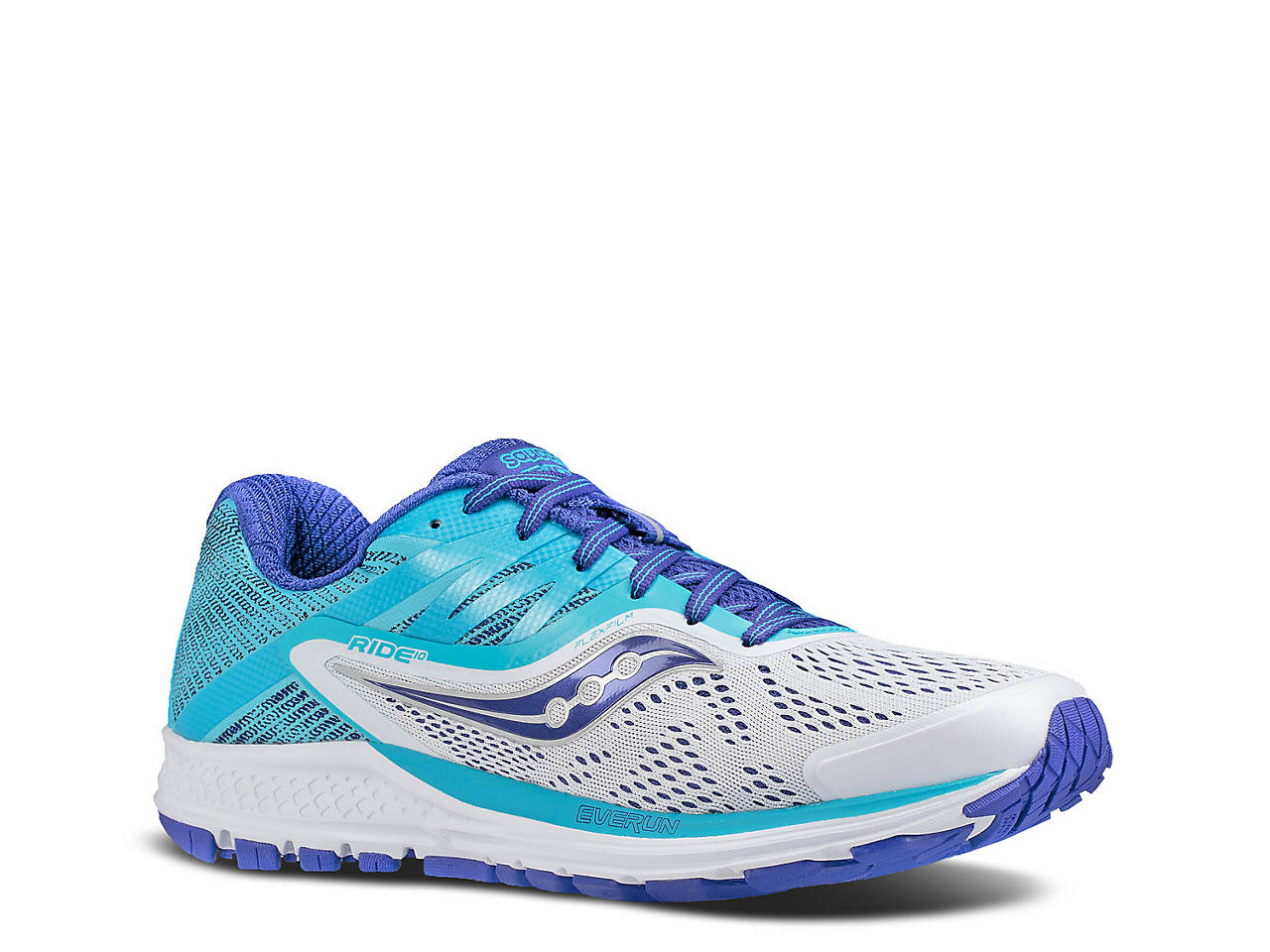 4fb7026febfc Saucony Ride 10 Performance Running Shoe - Women s Women s Shoes