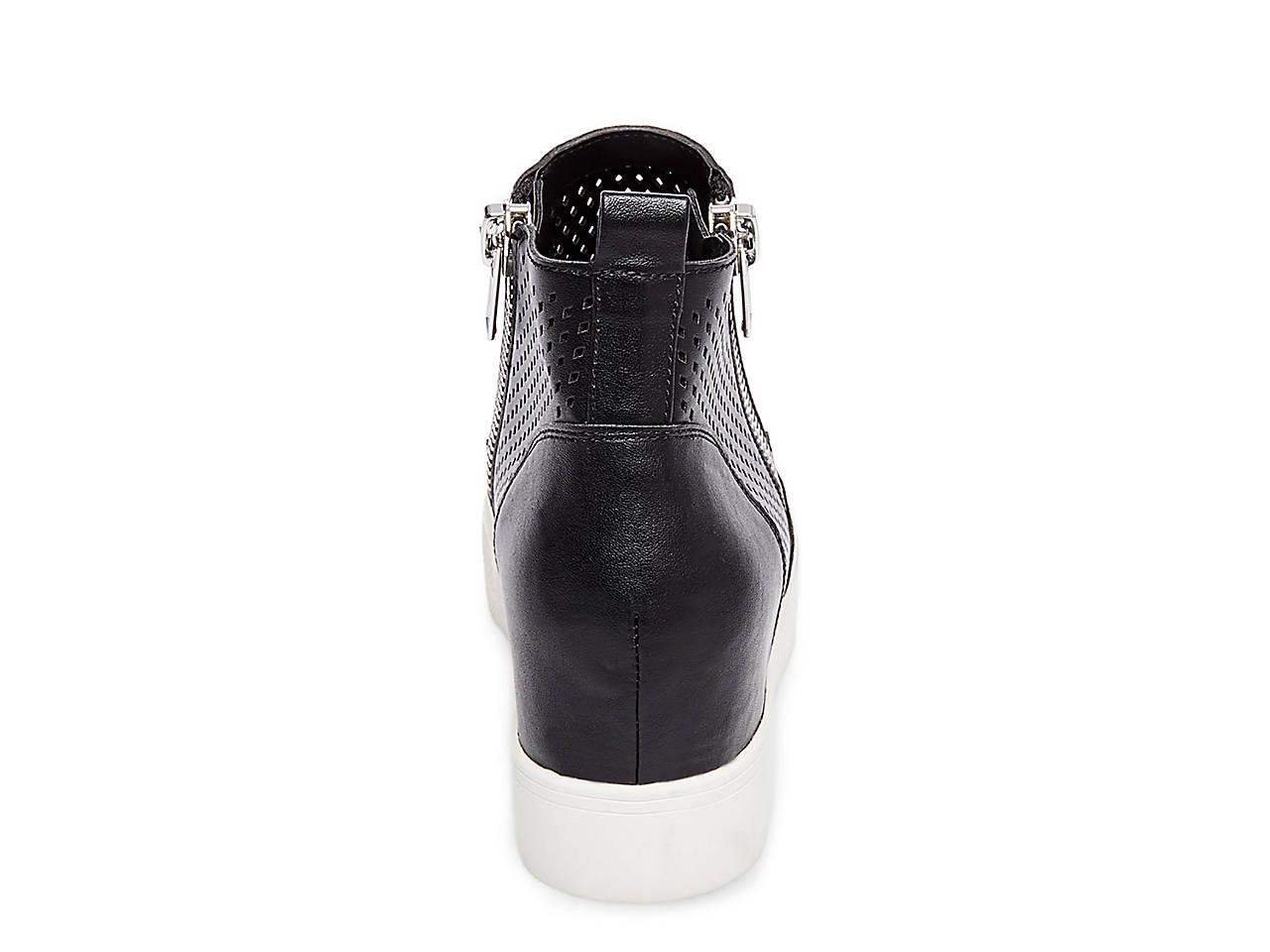 b7664012372 Wedgie High-Top Wedge Sneaker