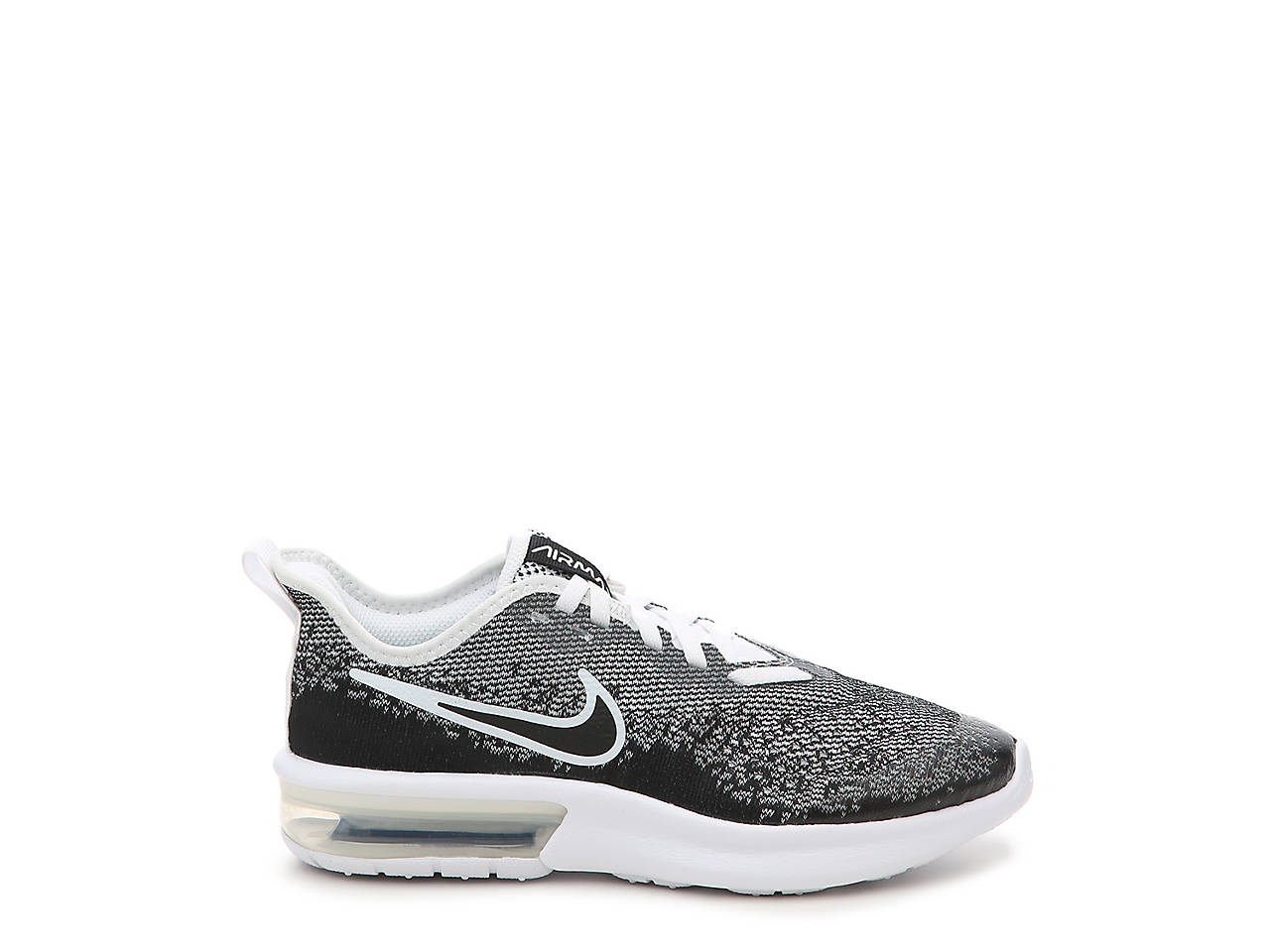 14e2f262396c8 Nike Air Max Sequent 4 Youth Running Shoe Kids Shoes