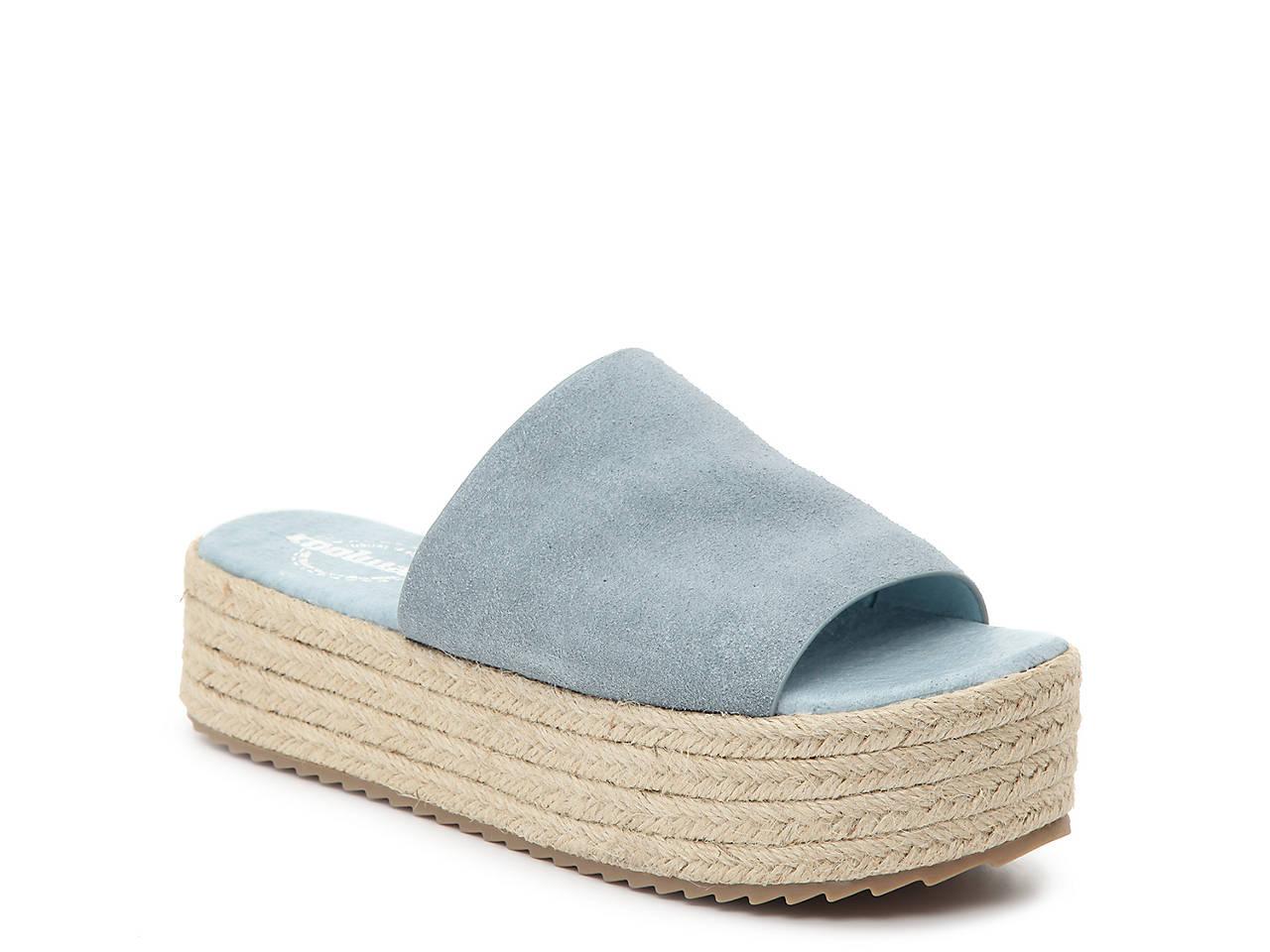 8db839ce877 Coolway Bory Espadrille Platform Sandal Women s Shoes