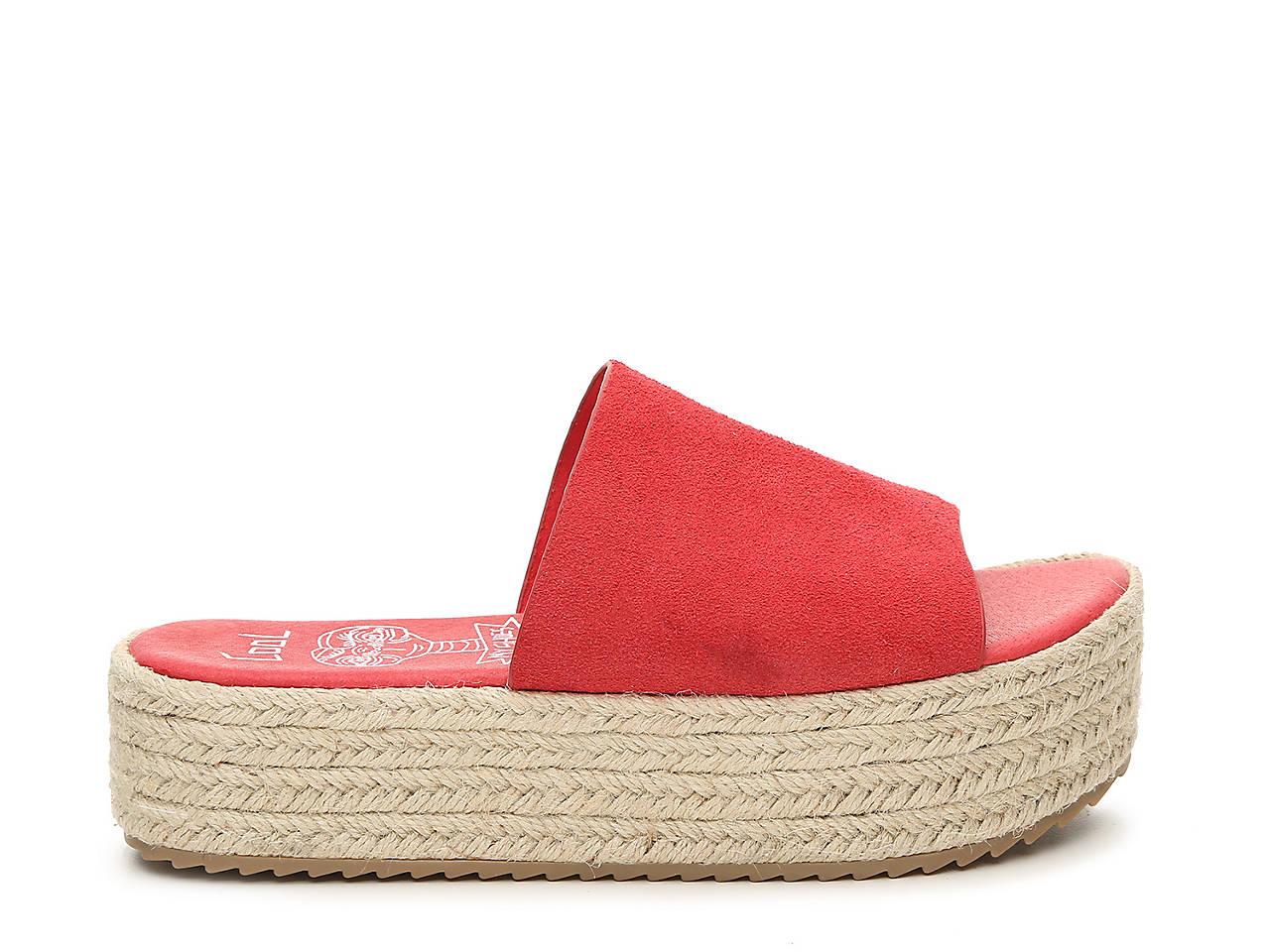 a02c4f3b3d41 Coolway Bory Espadrille Platform Sandal Women s Shoes