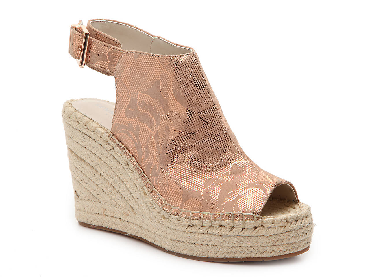 c357b78f12 Kenneth Cole Olivia Espadrille Wedge Sandal Women's Shoes | DSW