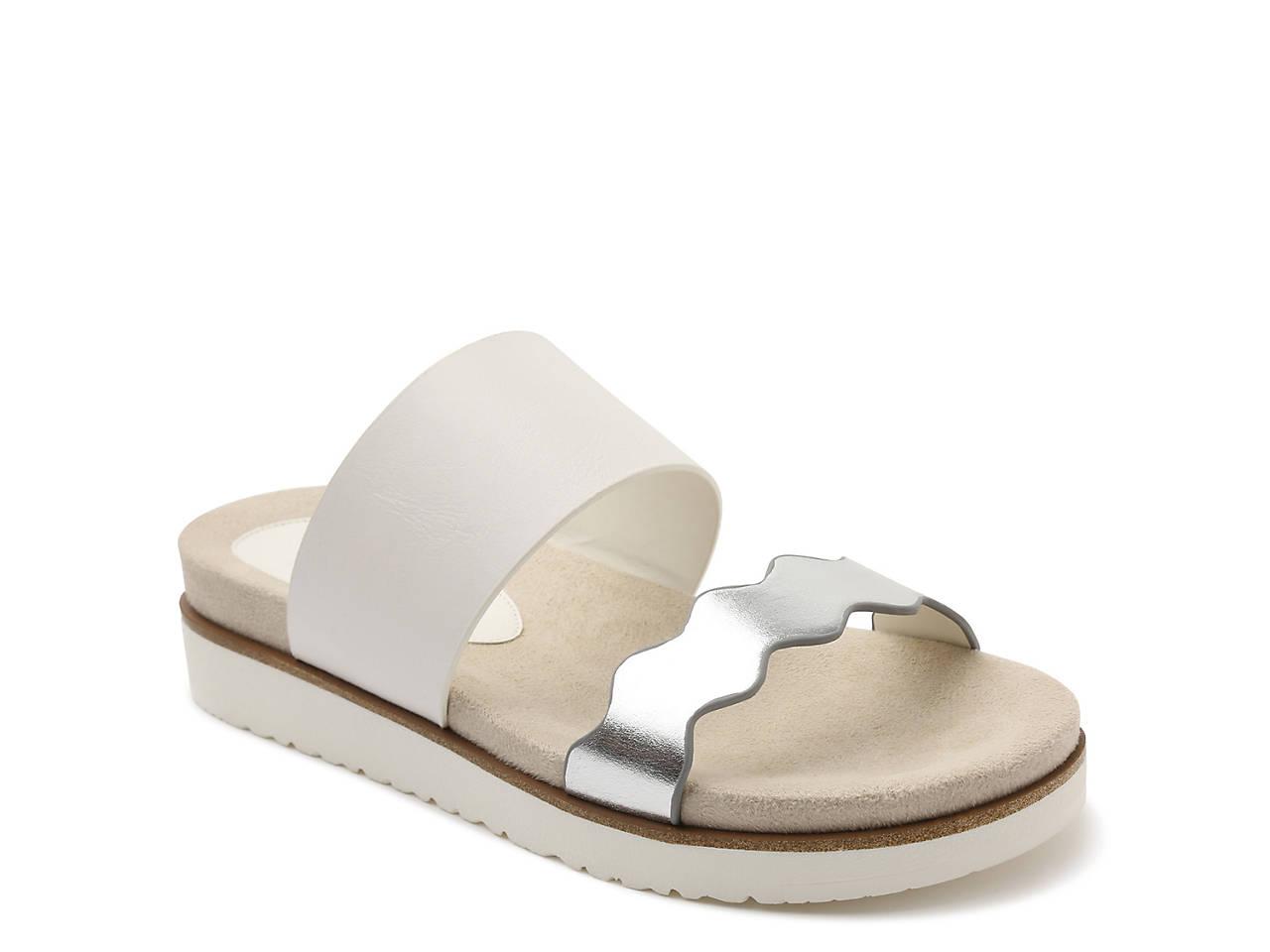 Kensie Digby Zigzag Slide Sandal cq0HzYMJc6