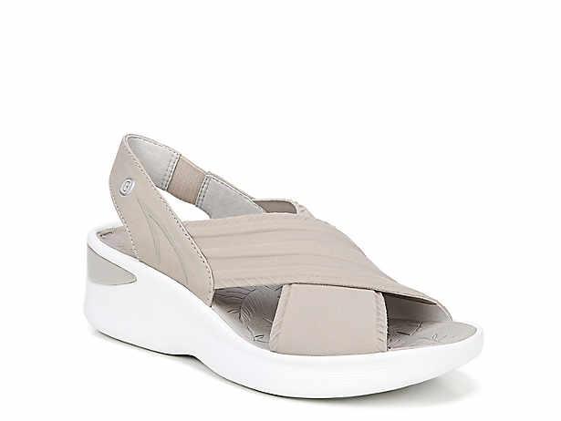df56a2f6b6dc BZees Zipline Wedge Sandal Women s Shoes