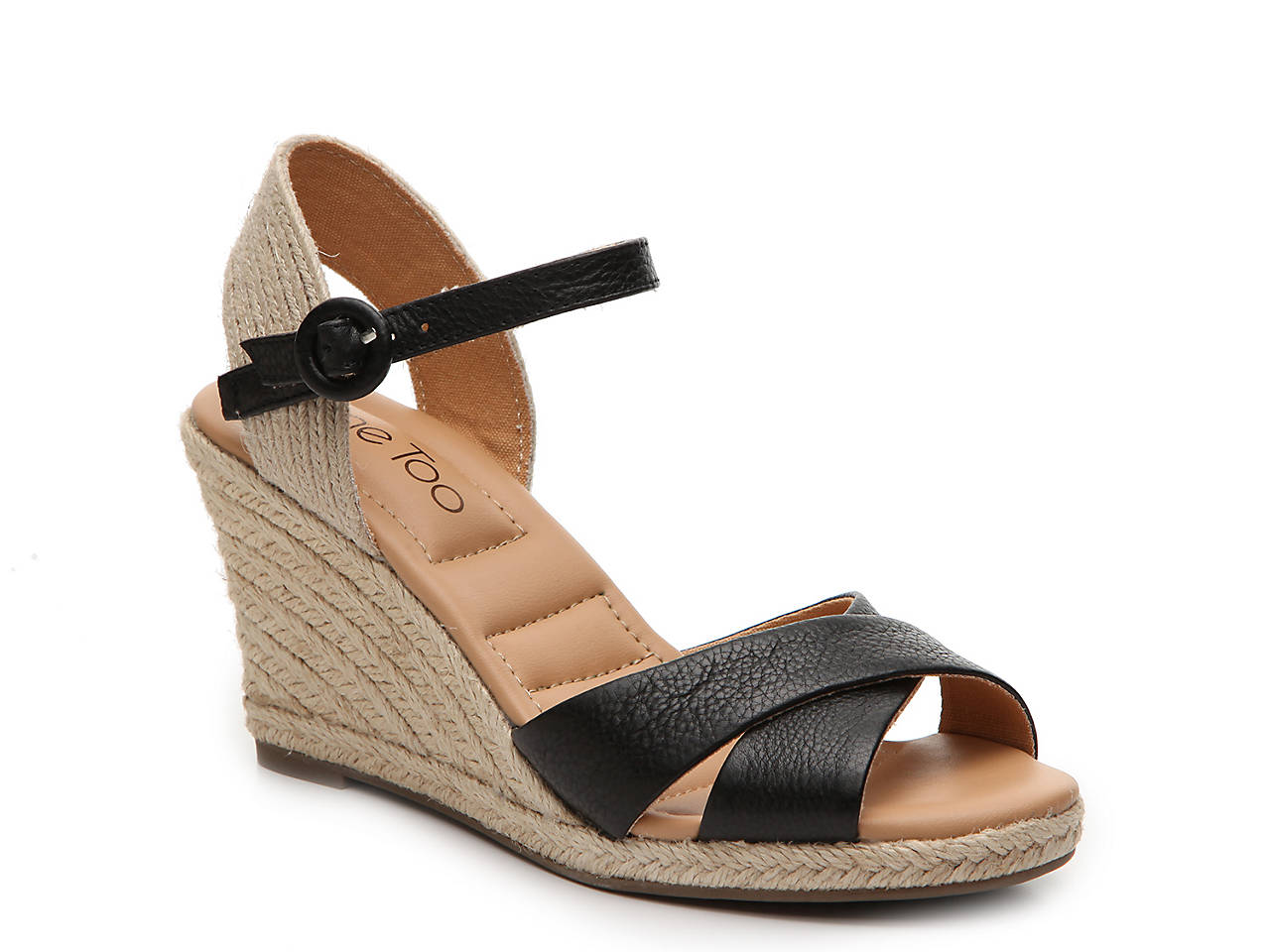 751a2f16f1 Me Too Bettina Espadrille Wedge Sandal Men s Shoes