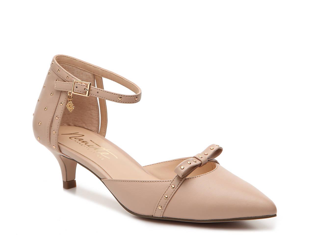 5524b1ac1808 Nanette Nanette Lepore Royal Pump Women s Shoes