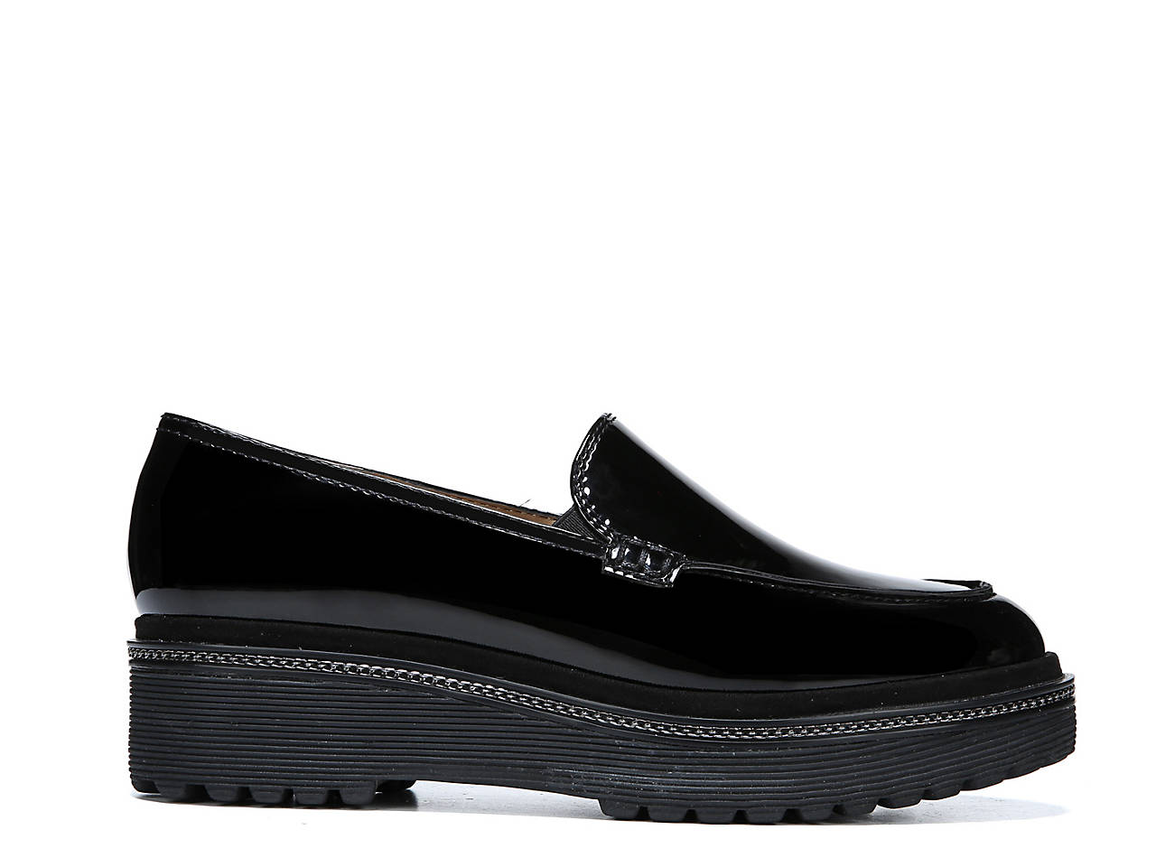 74f928640402 Franco Sarto Static Platform Loafer Women s Shoes
