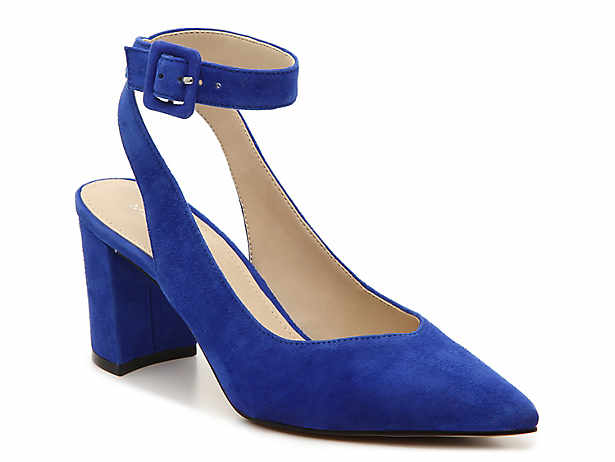 684416faab6b Women s Ankle Strap Pumps