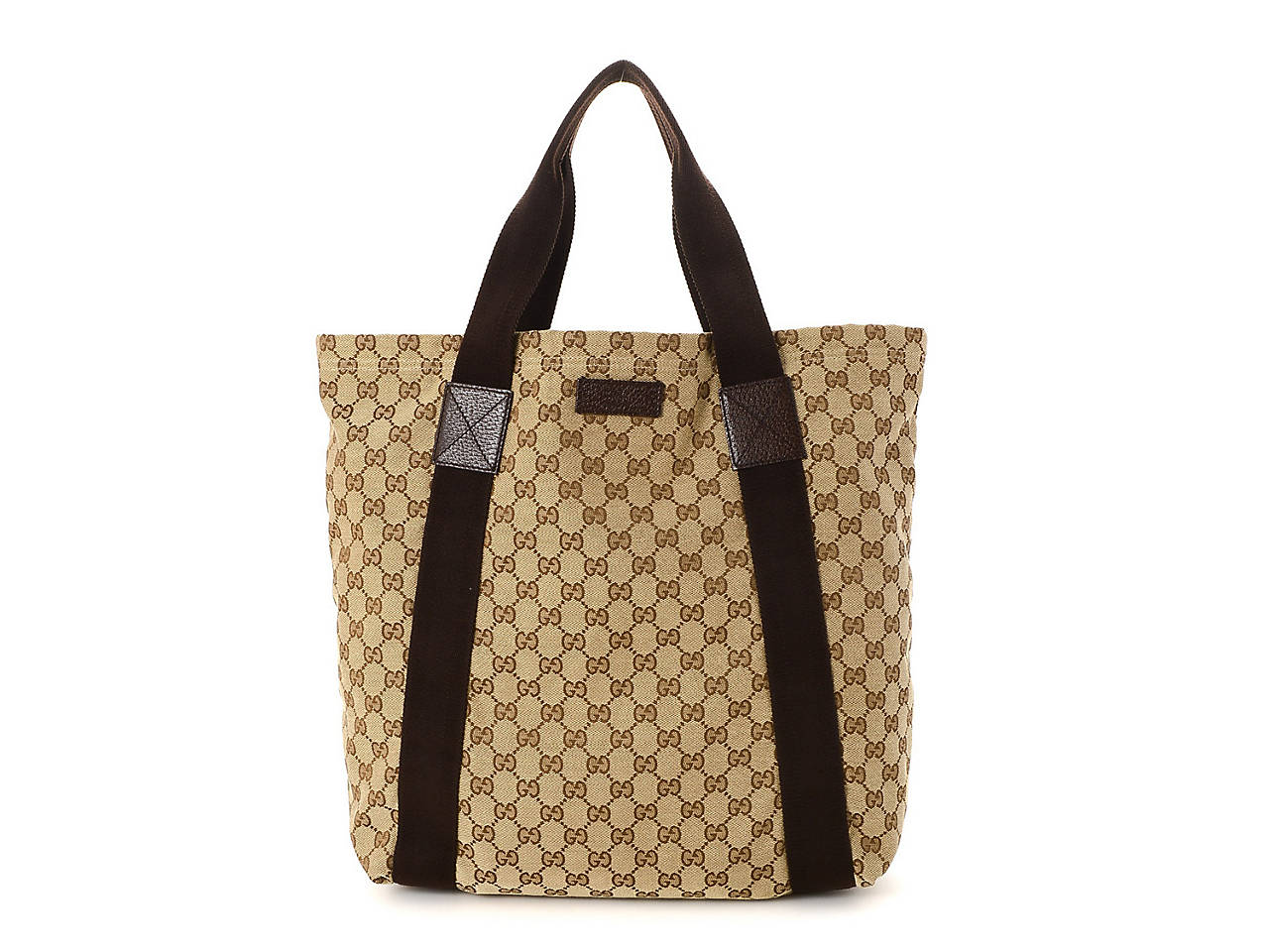 2bff0633829e Gucci - Vintage Luxury GG Canvas Tote Women's Handbags & Accessories ...