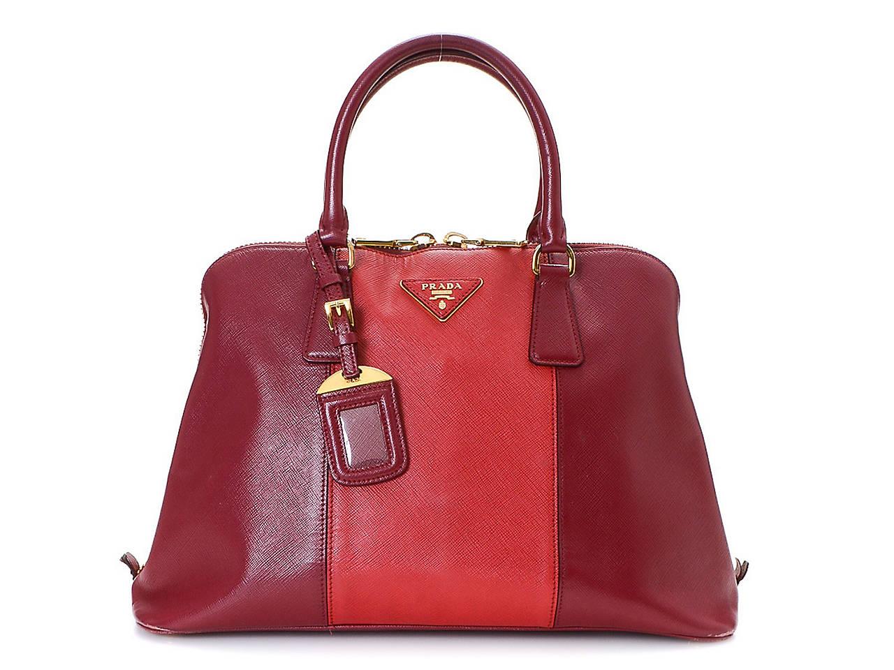 bc66b366a819 Prada - Vintage Luxury Saffiano Leather Shoulder Bag Women s ...