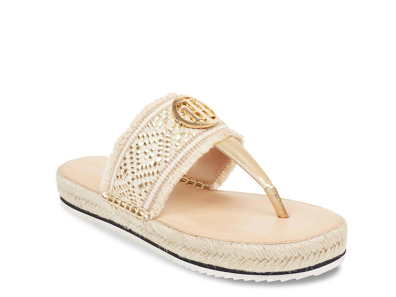 f3569203d43 Tommy Hilfiger Nazia Espadrille Sandal Men s Shoes