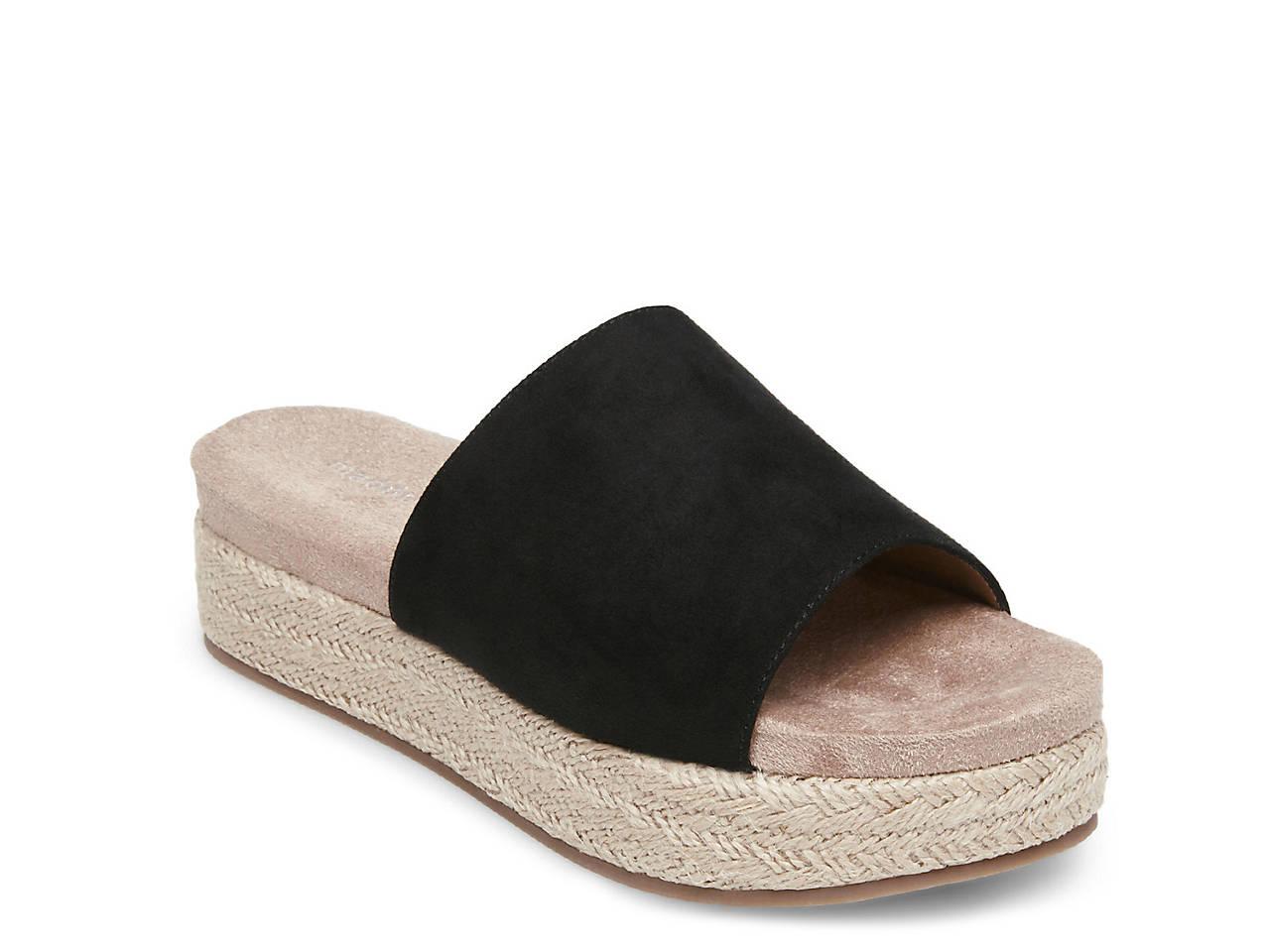 Elite Espadrille Platform Sandal by Madden Girl