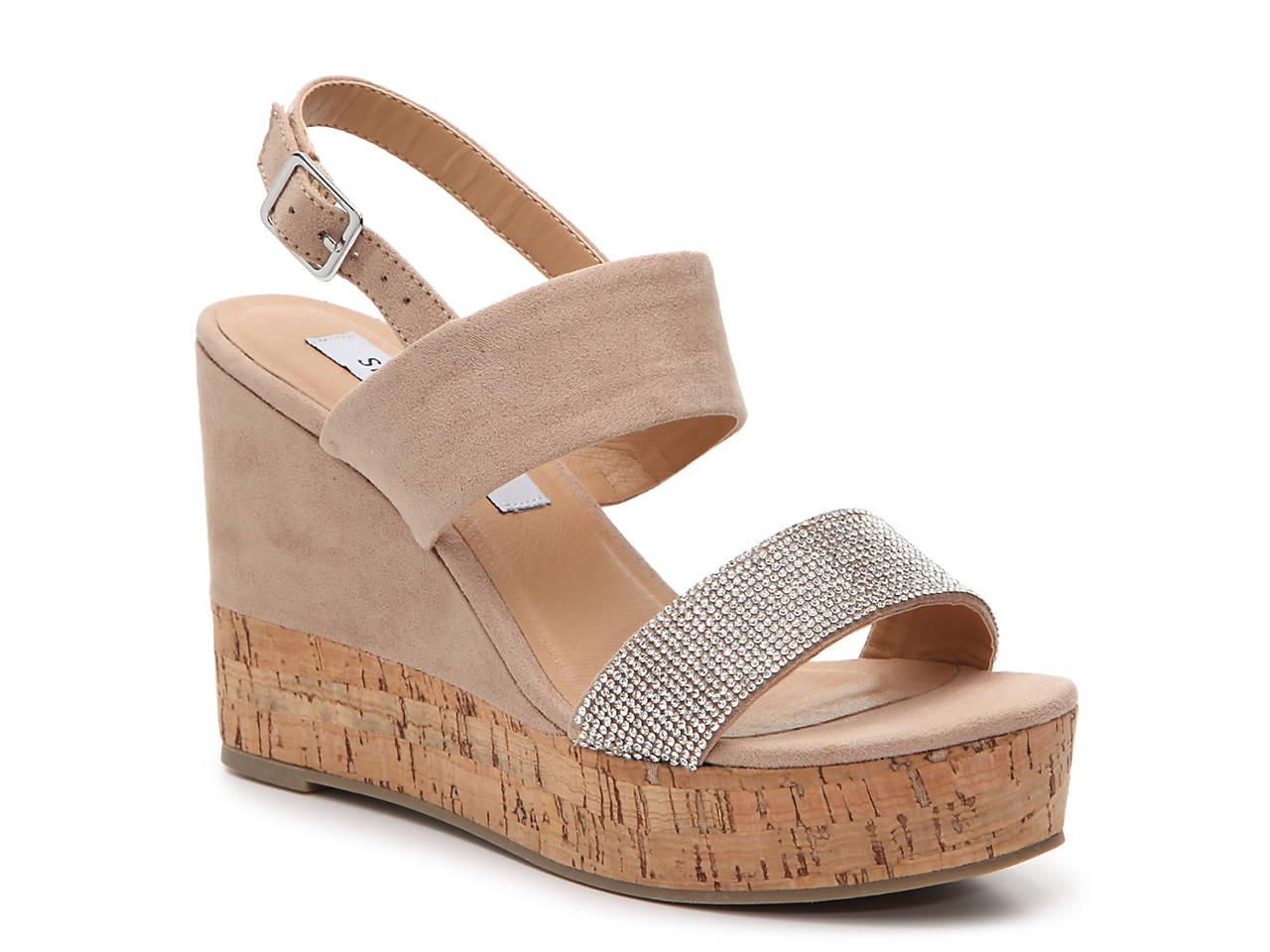 62effb5fc96 Haydee Wedge Sandal