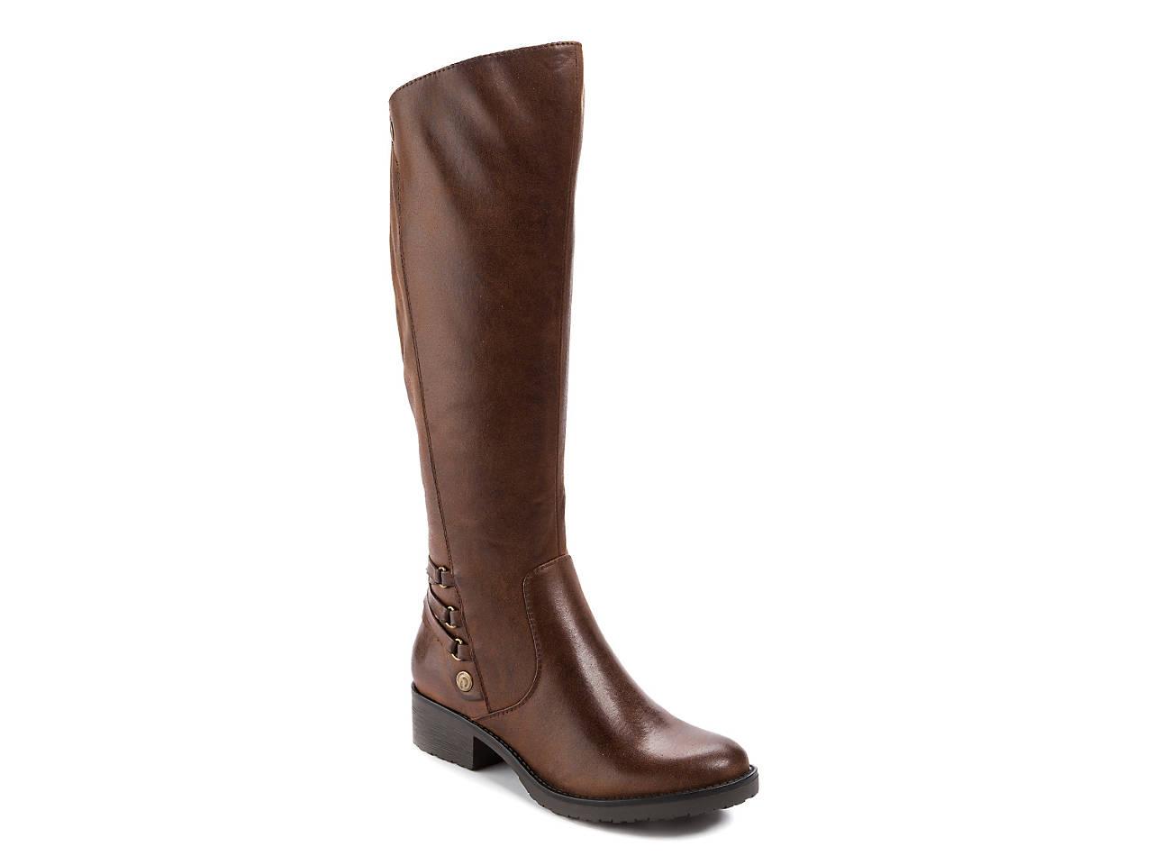 2ddb7566aa1 Bare Traps Ornella Wide Calf Riding Boot Women s Shoes