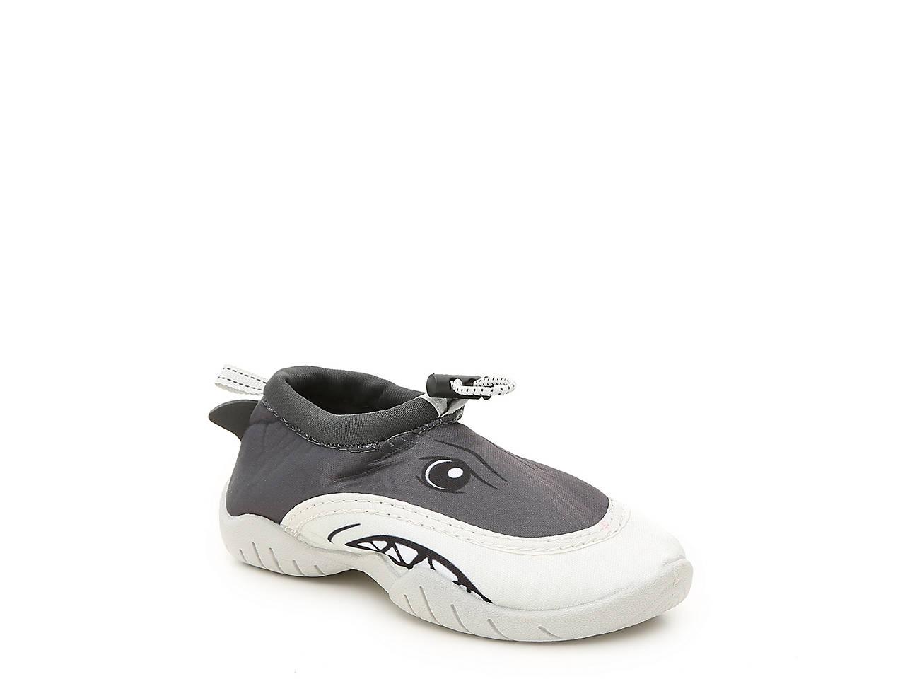 505fabcb4e99 Body Glove Sea Pals Shark Toddler Water Shoe Kids Shoes