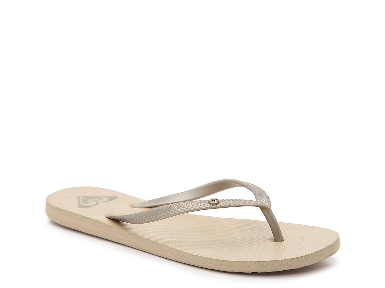 c73b8b434d2 Roxy Bermuda 2 Flip Flop Women s Shoes