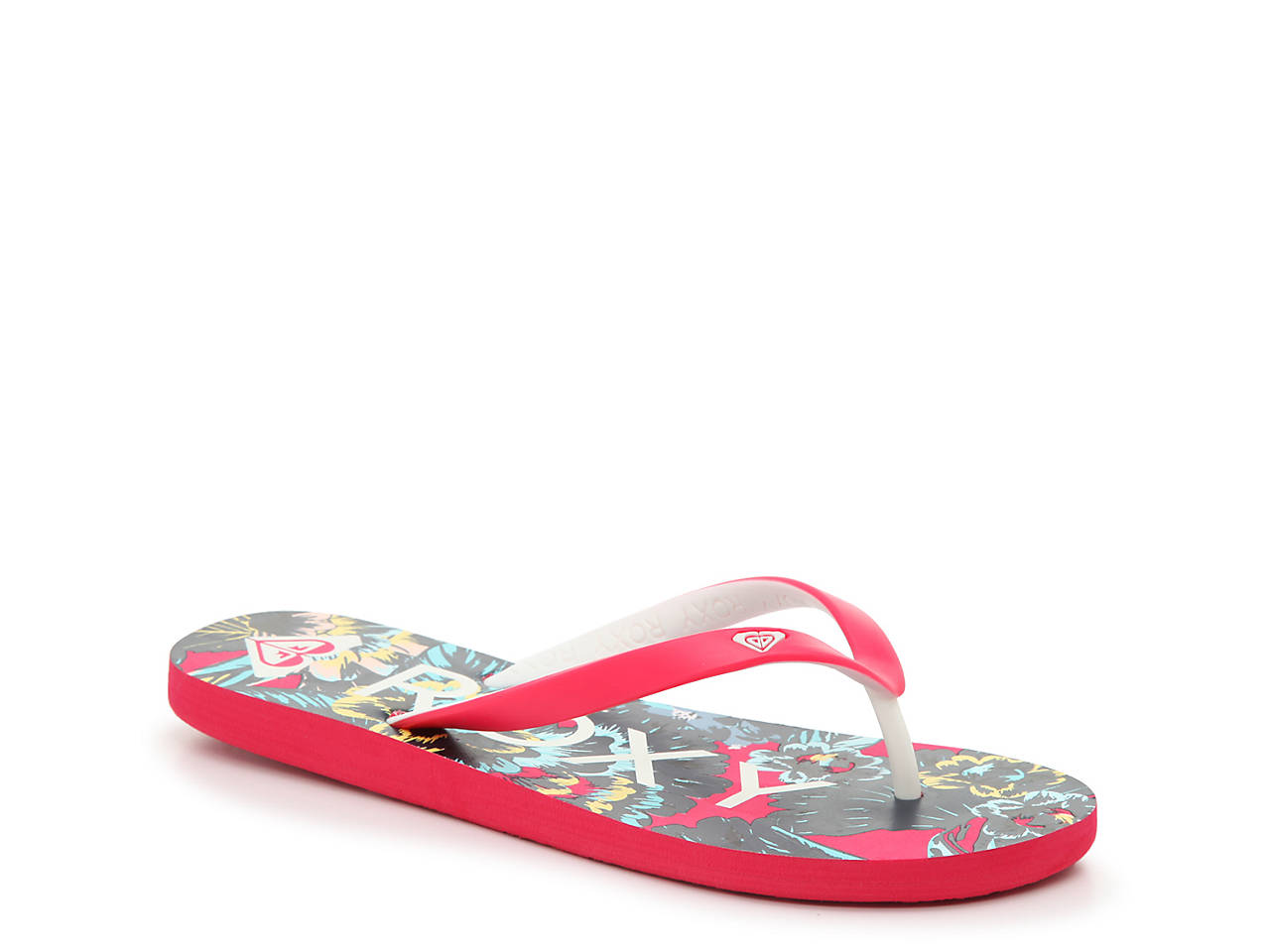 ecbed74f895f Roxy Tahiti Flip Flop Women s Shoes