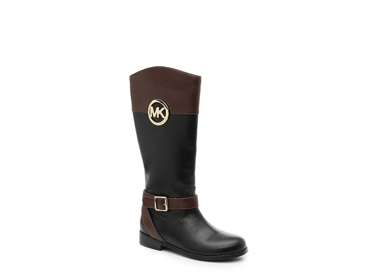 f4136382928c Michael Michael Kors Emma Blair Toddler   Youth Riding Boot Kids ...