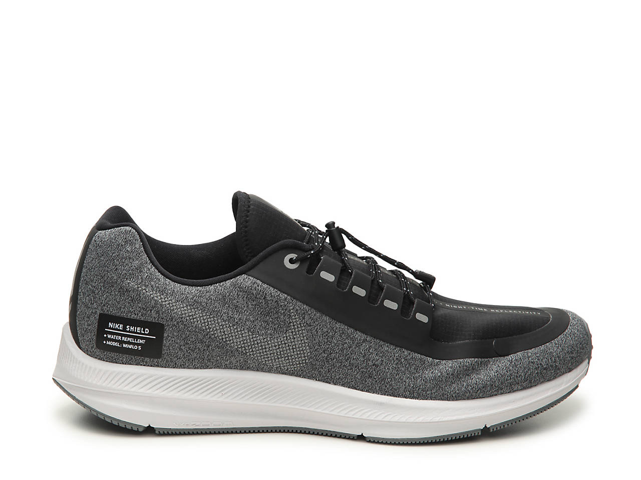 Zoom Winflo 5 Shield Lightweight Running Shoe Men's