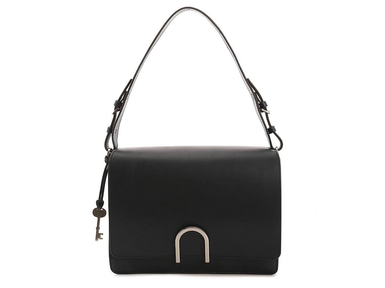 Finley Leather Shoulder Bag
